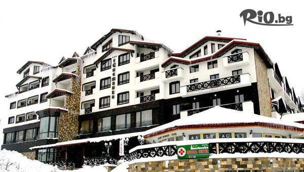 Посрещнете Коледните празници в Хотел Снежанка, Пампорово! Включва басейн, вечери и закуски! Плюс сауна