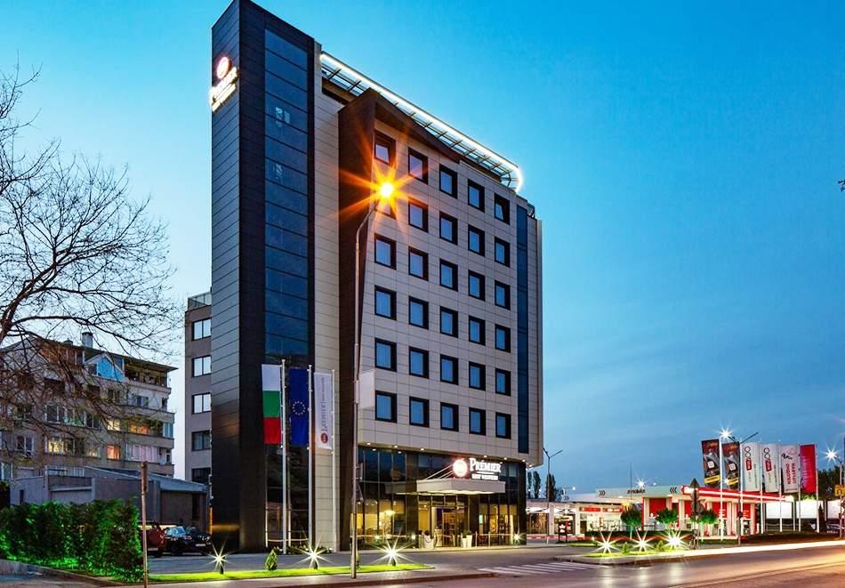 Почивайте в хотел Бест Уестърн Премиер*4, Пловдив! Включва изхранване закуска!