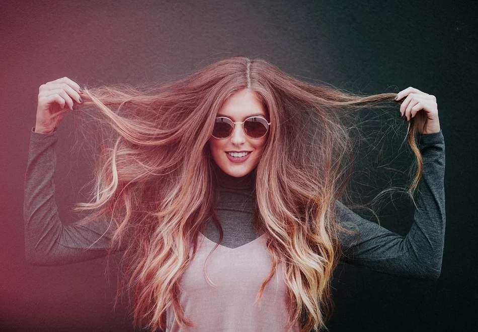 Масажно измиване + терапия за коса и подстригване + плитка с канекалон от фризьорски салон Меджик Вижън, София