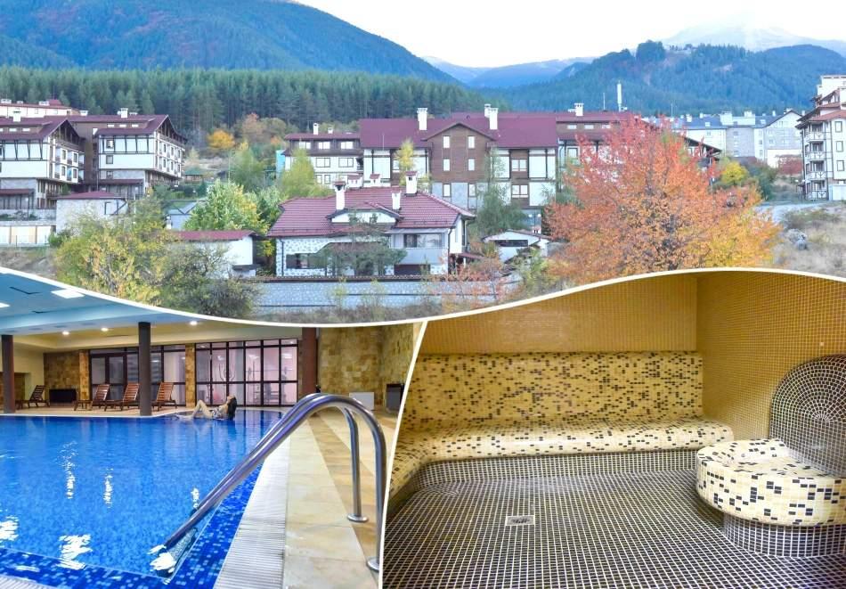 All Inclusive light в хотел Роял Банско Апартмънтс, Банско! Включва басейн и зона за релакс!