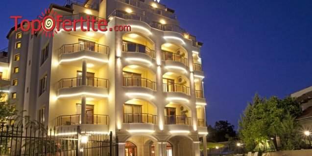 Пълен релакс в Хотел Аква Вю****, Златни пясъци! Включва закуска и опция