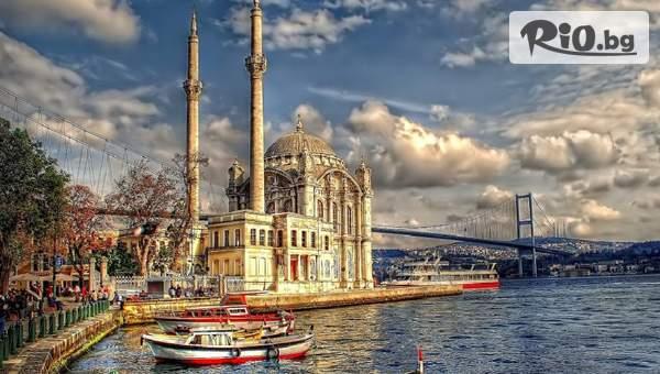 Луксозна Нова Година 2021 в Истанбул със собствен транспорт! 3 нощувки със закуски в Хотел Celal Aga Konagi Hotel andSPA + басейни и сауна, от Караджъ Турс
