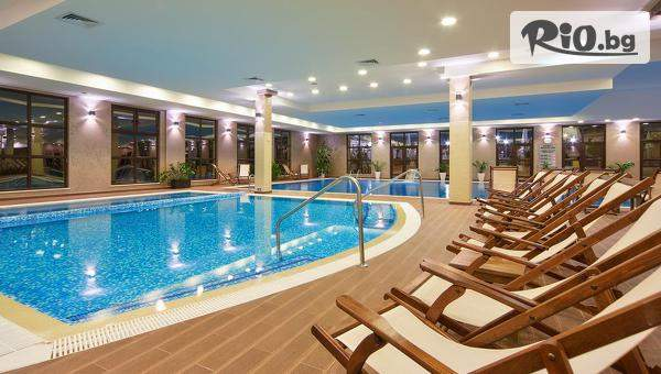 Релаксирайте в Гранд хотел Велинград*****, Велинград! Включено изхранване зауска! + Опция и басейни с минерална вода