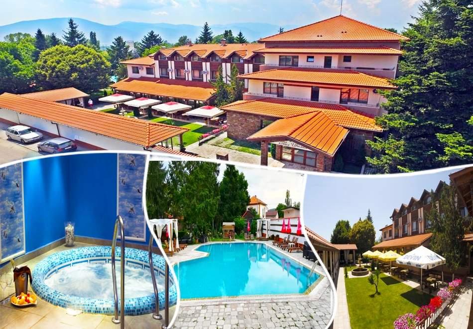 Голям релакс в СПА хотел Ивелия, близо до Огняново! Включва зона за релакс, басейн и закуска!