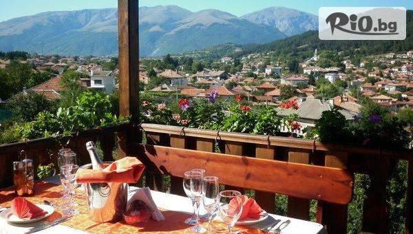 Ваканция в Хотел Панорама, Калофер! Включва изхранване вечеря и закуска!