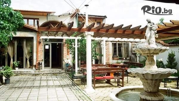 Ваканция в Ресторант-Хотел Цезар, Хисаря! Включва изхранване вечеря и закуска!