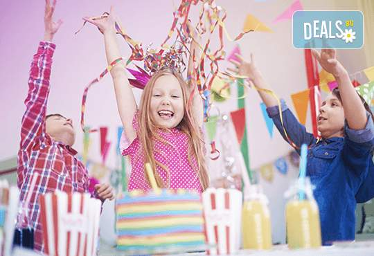 Аниматор за детски рожден ден с музика и забавни игри от ИВОНИ - БАРБАРОНИ