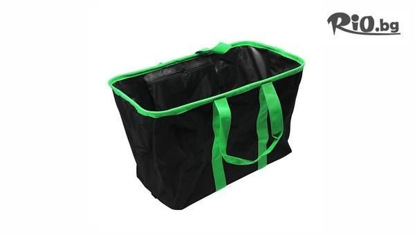 Пазарска чанта за продукти със 71% отстъпка, от Topgoods.bg