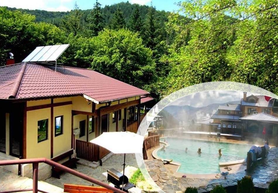 Релаксирайте в хотел Алфаризорт Парк, Чифлик! Включва зона за релакс, басейн с минерална вода, вечеря и закуска!