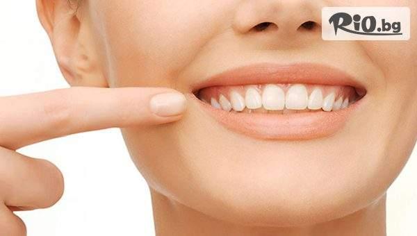 Циркониева корона с временен зъб, от Д-р Джонова