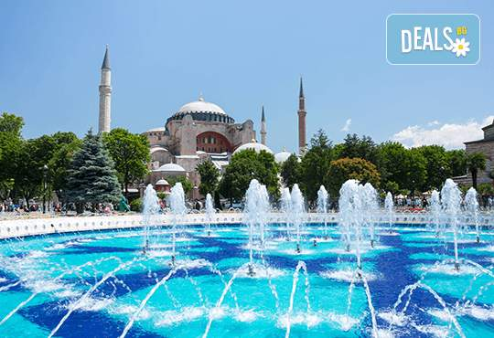 Шопинг в Истанбул и Одрин: 2 нощувки и закуски в хотел 3*/4*, транспорт, водач