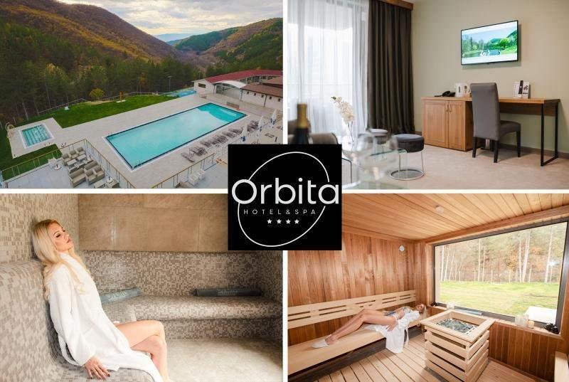 Ваканция в СПА Хотел Орбита, Благоевград на промо цена! Включва басейн, вечеря и закуска!