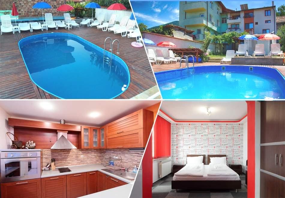 Релаксирайте в къща за гости Елпида, Сапарева баня на специална цена!