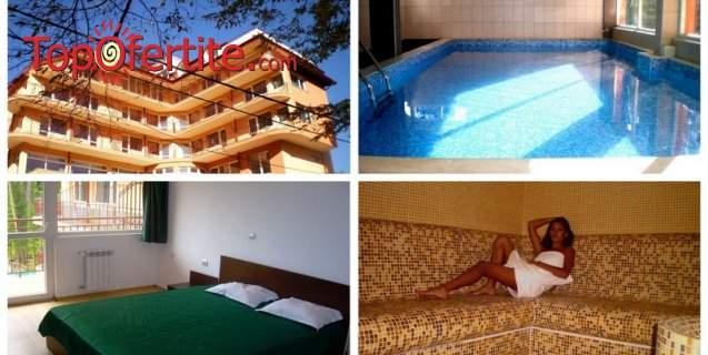 СПА Хотел Костенец! Нощувка + закуска, вечеря, минерален басейн и джакузи с опция за обяд на цени от 38 лв. на човек