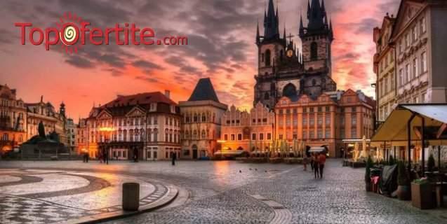 Ваканция за седем дни във Виена, Дрезден, Будапеща и Прага! + Закуски и водач