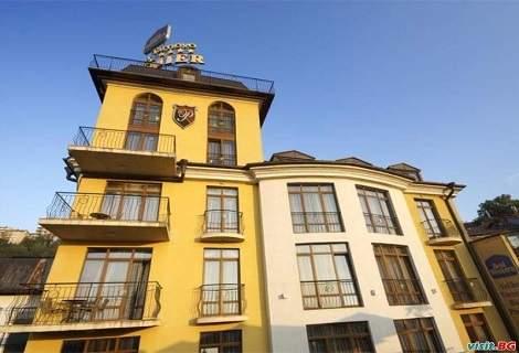 Нова Година във Велико Търново,Хотел Премиер 4*! 3 Нощувки със Закуски за 150 лв. на Човек + СПА