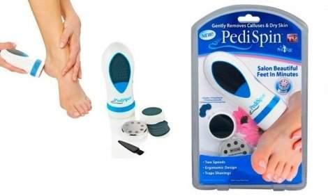Възползвайте се от Спа мобилно устройство - Pedi Spin на специална цена!