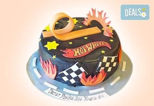 Изненадайте децата си от Джорджо Джани! Включва Детска 3D торта