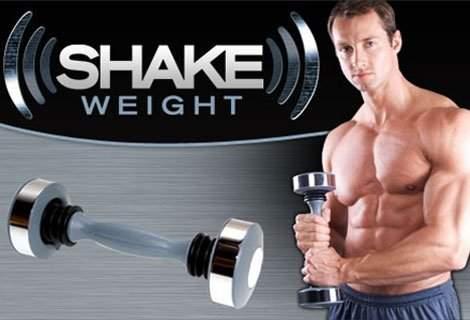 Грижа за тялото със Shake Weight на специална цена!