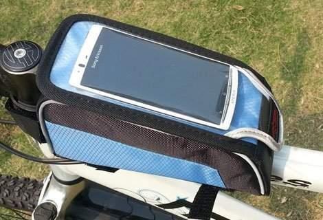 Бъдете практични с Фе Соул! Включва Чантичка за рамка на велосипед!