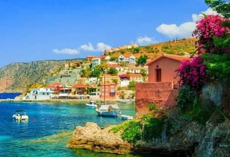 Лефкада - Изумруденият остров, Гърция с автобусен транспорт! 4 нощувки със закуски в хотел 3* за 295 лв.