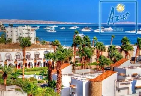 Перлите на Египет: Чартърен Полет с трансфери + 6 нощувки ALL INCLUSIVE в хотел Marlin Inn Azur Resort 4*  + Нощувка в КАЙРО и Екскурзия до Пирамидите + Обяд на корабче на Нил само за 1291 лв. на ЧОВЕК!
