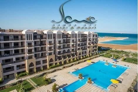 ПЕРЛИТЕ на Египет: Чартърен Полет с трансфери + 1 нощувка в КАЙРО в хотел Mercure Cairo Le Sphinx 5* + 6 нощувки ALL INCLUSIVE в хотел Samra Bay Resort 4* Premium + Екскурзия до Кайро и Пирамидите за 1238 лв.