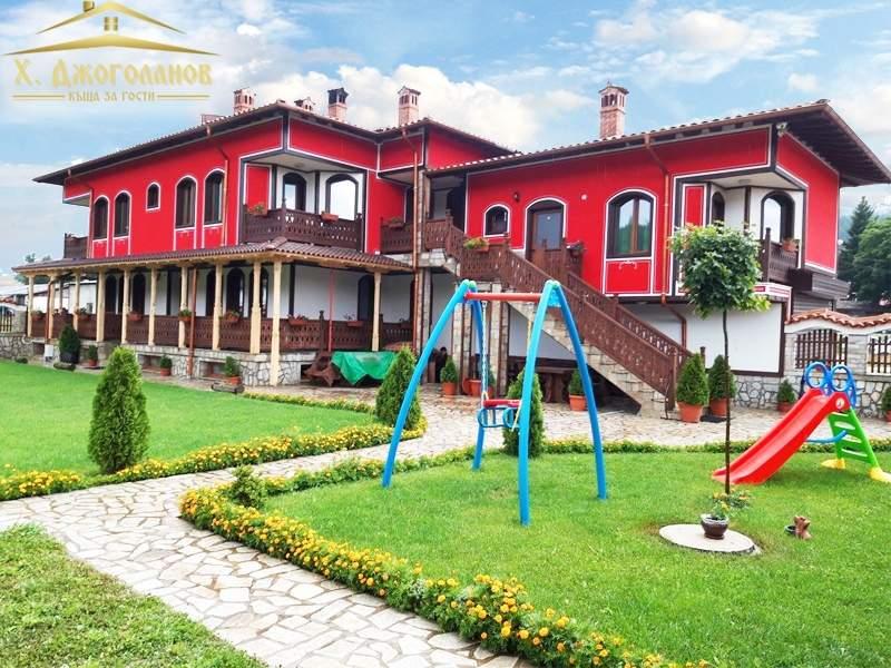 Релаксирайте в къща за гости Х. Джоголанов, Копривщица на специална цена!