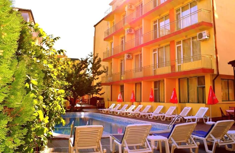 All Inclusive в хотел Риор, Слънчев бряг! Включва басейн!