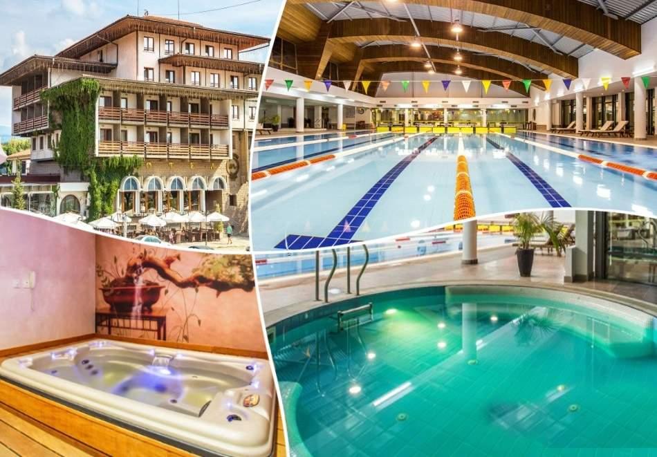 Посрещнете Коледните празници в хотел Каменград*4, Панагюрище! Включва СПА, вечери и закуски!