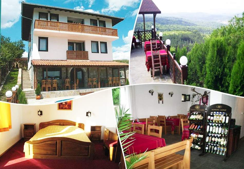 Пълен релакс в хотел-механа Арбанашка среща, Арбанаси! Включва изхранване вечери и закуски!