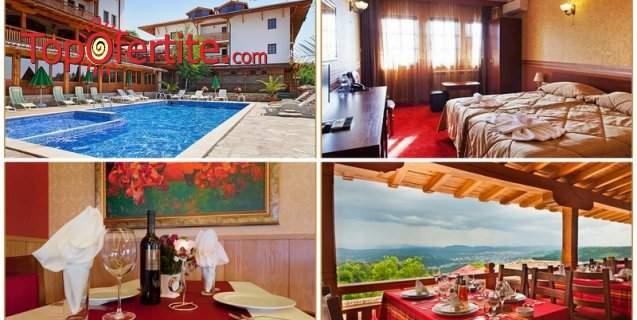 Ваканция за три дни в Парк-хотел Севастократор***! Включени басейн и парна баня!