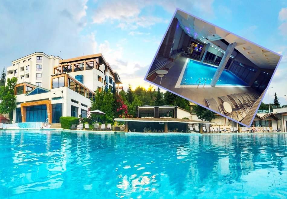 Релакс в хотел Медите СПА Резорт*5, Сандански! Включва басейн с минерална вода и закуска!
