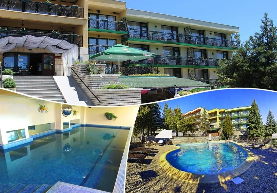 All inclusive в хотел Виталис, Пчелински бани! Включва басейни с минерална вода