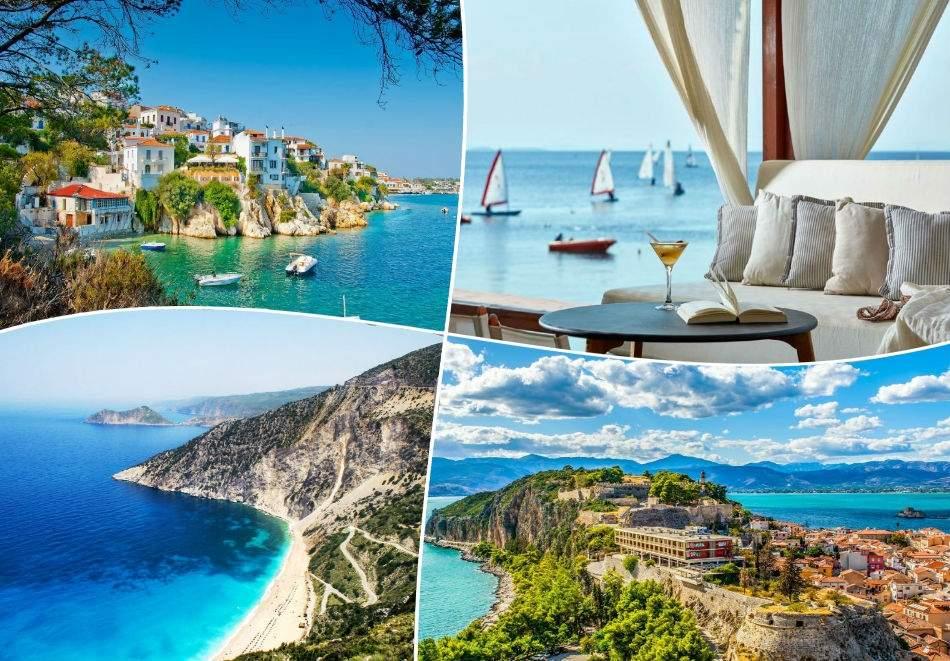 Релакс за четири дни на остров Скиатос! Възползвайте се от вечери и закуски!