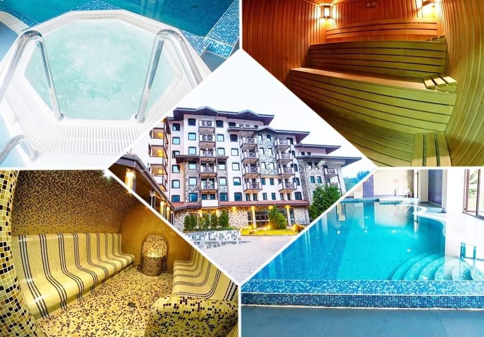 18 - 26 Септември: Нощувка на човек със закуска + басейн и релакс пакет в хотел Родопски Дом, Чепеларе