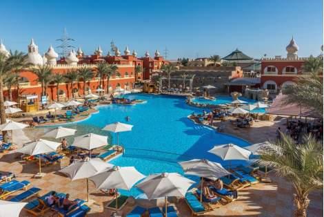 Топ оферта! Ваканция в Хотел ALF LEILA WA LEILA****, Египет!