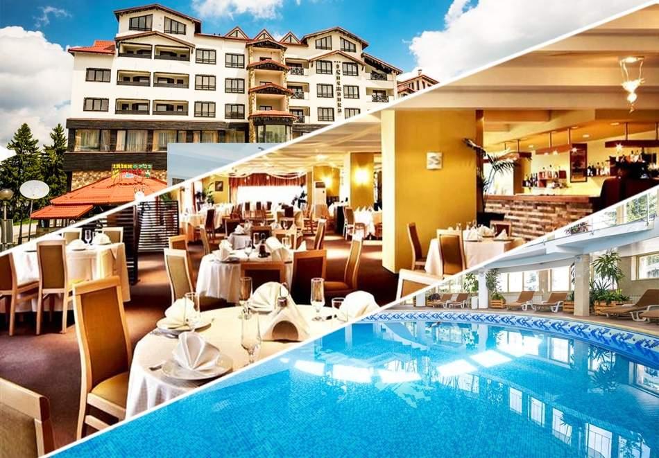 19 - 26 Септември: Нощувка на човек със закуска + басейн и сауна в хотел Снежанка, Пампорово