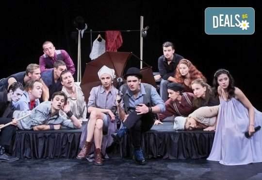 """1 билет за """"Ромео и Жулиета"""" на 17.02. от 19ч. в МГТ """"Зад канала"""""""