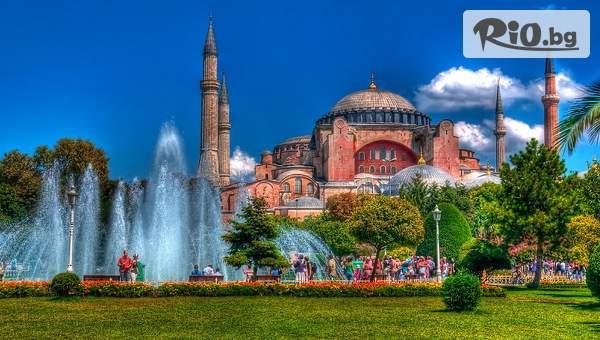 Уикенд екскурзия до Истанбул! 2 нощувки със закуски + автобусен транспорт на дати по избор и посещение на Одрин, от Шанс 95 Травел