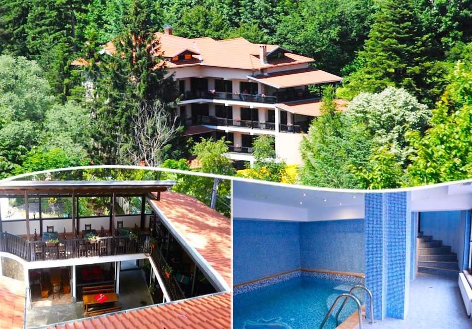 Почивайте в хотел Илинден, Шипково! Включва пълно изхранване! Плюс басейн!