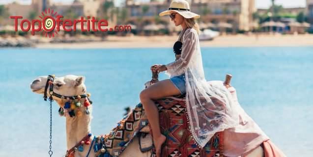 Почивка в Египет, Хургада със самолет!  7 нощувки на база All inclusive с включени самолетни билети и трансфери за 702 лева на човек с полет на 29,05,2021