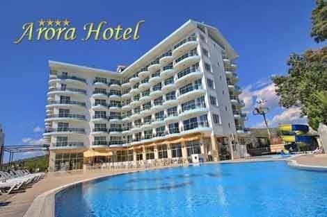 Кушадасъ Лято 2019 в хотел ARORA HOTEL 3*: Самолетен билет + 7 нощувки на база ALL INCLUSIVE на цени от 677 лв. на ЧОВЕК!