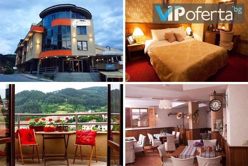 Релаксирайте в Хотел Mountain Boutique***, Девин! Включено изхранване вечеря и закуска!