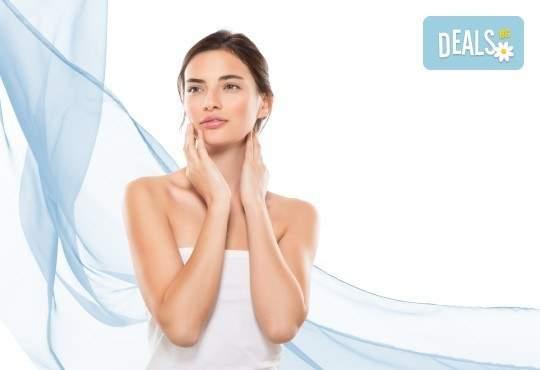 RF лифтинг, ултразвук и масаж с козметика на Sothys в Morea Beauty Studio