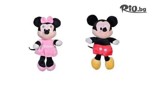 Плюшена играчка Мини или Мики Маус, от Prodavalnikbg.com