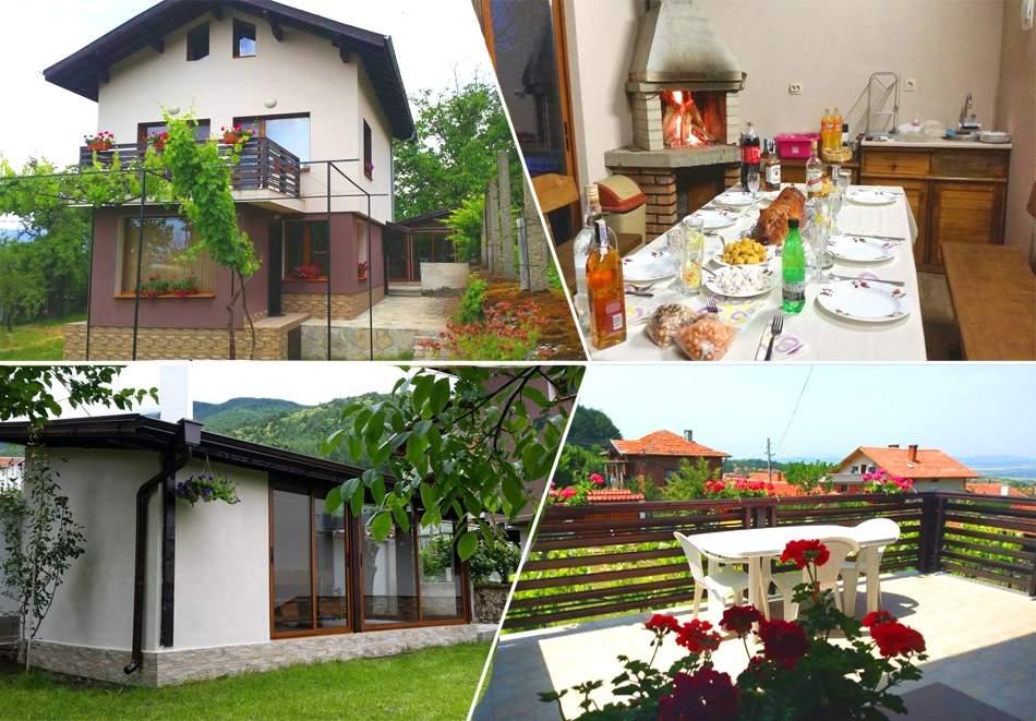 1 или повече нощувки до 8 човека в къща за гости Кавдански, Сапарева баня