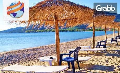 Лятна почивка в Stavros Beach Hotel***, Ставрос! Включено изхранване вечери и закуски! + Опция за круиз