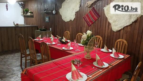 Наем на зала за мероприятия и лични поводи за до 15 човека, от Kъща за гости Катерина в с. Стан край Шумен