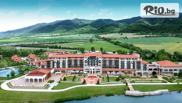 Посрещнете 2021-ва година в RIU Pravets Golf and SPA Resort, Правец! Включва програма и изхранване вечери/закуски!